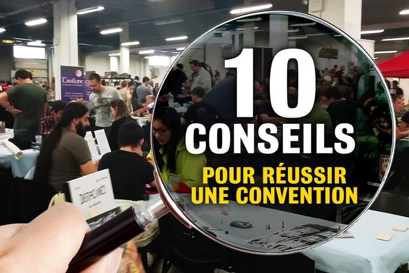 10 conseils pour réussir une convention
